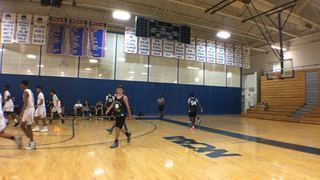 Western MA Cagers 74 Road Runners 58