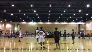 Florida Elite getting it done in win over Hawaii Raiders, 55-42