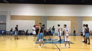 Game 7 Sharks emerges victorious in matchup against EVO Hoops SP, 55-52