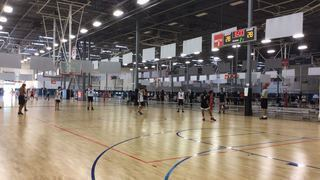 A-Team 17s triumphant over OC Rain Basketball 17U, 79-56