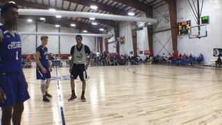 East Coast Cyclones with a win over Team Yellow Jackets (PA), 45-44