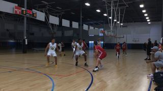 Las Vegas Prospects 15s gets the victory over Los Angeles Elite 15s, 75-35