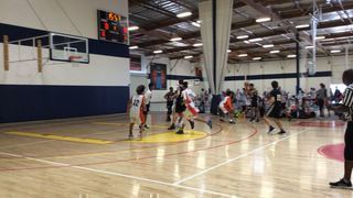 Tucson Power Black 2020 gets the victory over Ball Up Eastvale, 61-46