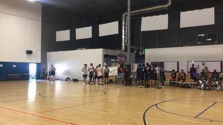 Vegas Elite 2019 White triumphant over Team Arsenal 16U Orange, 80-50