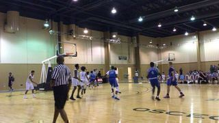 Charlotte Swish   defeats Miami Running Rebels  , 54-47