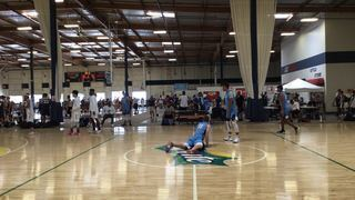 Uptempo Basketball Academy 17 puts down Palo Alto Flight 17 with the 59-58 victory