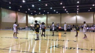Georgia Hornets  gets the victory over Hill Country Hawks , 50-49