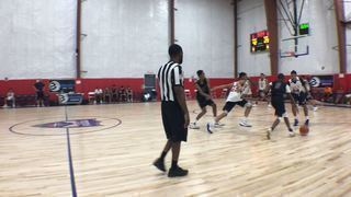 JS Warriors Blue (PA) puts down Sportika Hoop Nation ( Blue ) with the 77-42 victory