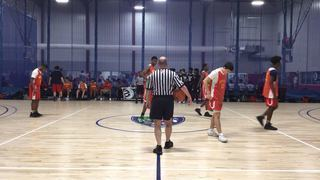 MD 3D Red 63 NJ Beasts 62