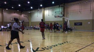 Showtime Ballers   wins 51-49 over Carolina Pressure