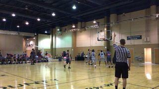 NC Cavs/Carolina Cavs  defeats Hill Country Hawks  , 72-46