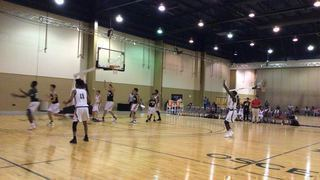 Florida Future Gold  defeats TNBA South Santana , 67-51