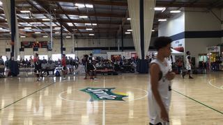 Compton Magic Black 17 gets the victory over AZ Power 17 Black, 72-44