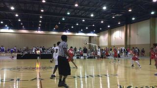 South Florida Elite gets the victory over Florence International Bball Assoc , 52-36