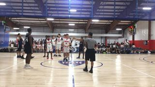 MD 3D Red picks up the 47-46 win against Mid Atlantic Select 2021