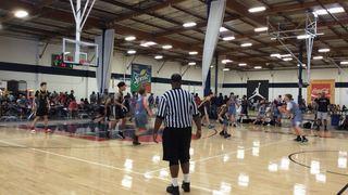 Compton Magic Elite 15 defeats Bay City Basketball 15, 68-47