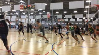 Mountain Stars 16s with a win over CA Stars 16s Elite, 81-67