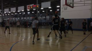 EWE 2018 Silver puts down CA Stars 17 Black with the 61-46 victory