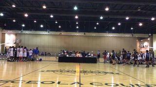 Heart N Hustle   wins 52-30 over VA Clippers