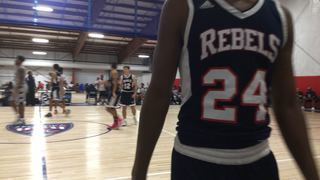L&L Running Rebels Blue wins 66-56 over South Jersey Rising Stars
