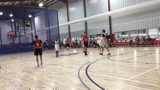 MD 3D Red with a win over PK Flash 15U, 71-69