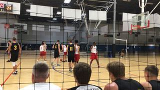 Gamepoint OC 17u Red gets the victory over TC Cougars 17s, 50-45