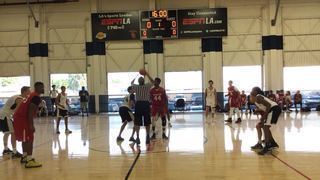 Arizona Wizards 17 triumphant over Blue Chip Nation Elite, 55-53