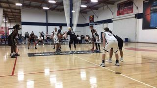 TNL Admirals 17 defeats Compton Magic Black 17, 59-43