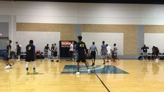 RI Breakers with a win over New Day Academy, 65-56