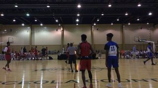 Showtime Ballers   steps up for 60-47 win over Charlotte Swish
