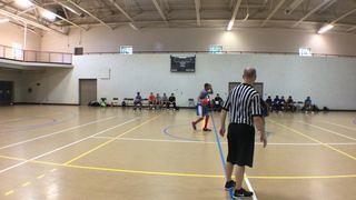 Northeast Elite getting it done in win over Boys2men, 56-34