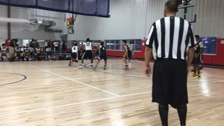 Jersey Force Black gets the victory over Team Impact, 62-32