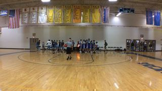 BOOM - Agostino emerges victorious in matchup against EVO Hoops SP, 65-62