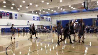 Compton Magic Black 15 defeats Bay City Basketball 15, 63-49