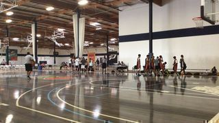 Ball Up Eastvale defeats San Diego Elite 15, 57-51