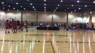 Showtime Ballers   defeats EYSF Panthers  , 55-45