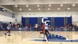 SoCal Future defeats Arizona Wizards 17, 64-41