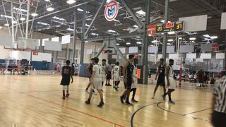 EWE 2020 UAA with a win over The Truth 15s, 62-49
