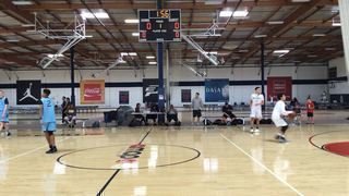 SoCal Spartans 17 wins 68-42 over Uptempo Hoops 17