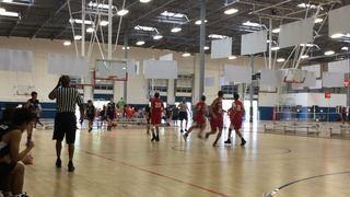 PowerHouse Hoops 16U Red getting it done in win over OC Rain Basketball 16U, 68-63