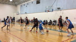 Aussie Prospects 16U 62 The Force Basketball Elite 16s 48