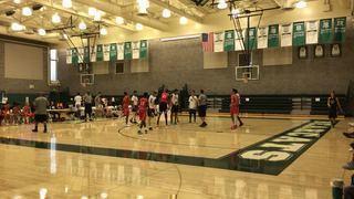 Starting5 Basketball 15s Orange 56 EWE 2020 Gray 51