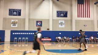 EWE Platinum puts down Boise Slam Basketball 17s with the 81-71 victory