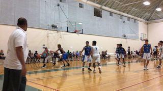 UBC 16U Elite defeats The Force Basketball Elite 16s, 56-50