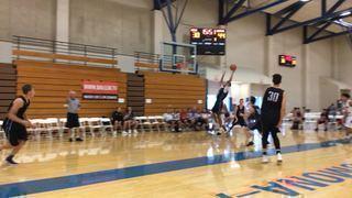 UBC 17U Elite wins 74-59 over Hawaii Raiders 17U