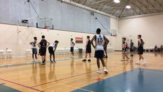 Team Eleate 16s emerges victorious in matchup against Aussie Prospects 16U, 76-69