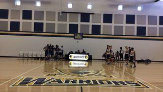 Starting5 Basketball 15s Orange wins 68-54 over EWE 2021 HA