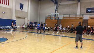 The Force Basketball Elite 17s defeats Boise Slam Basketball 17s, 57-50