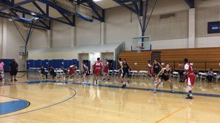 Big Red wins 57-43 over Simply Fundamental