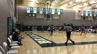 Splash City 15U Blue with a win over Utah Basketball Club, 51-50